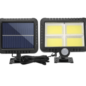 split solar wall lamp