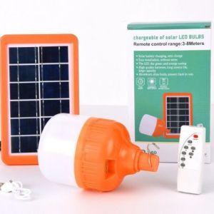 مصباح الطاقة الشمسية تحكم عن بعد