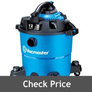 Vacmaster 12 Gallon WetDry Vacuum