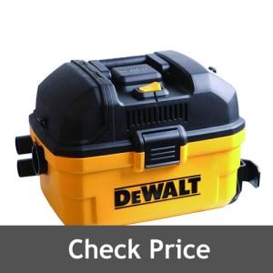 DeWALT Portable 4 Gallon Vac