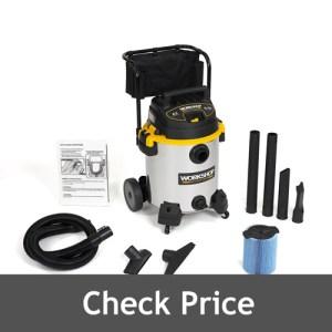 WORKSHOP 6.5 Peak Wet Dry Vacuum Cleaner