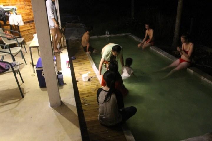 Hot Springs in Taiwan