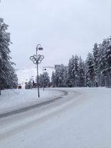 Winter in Lapland