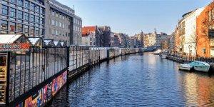 Facts about the Amsterdam Bloemenmarkt