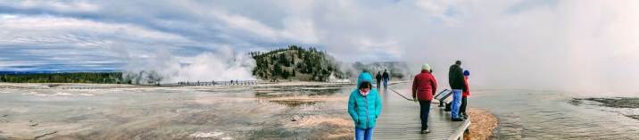 Grand Prismatic, Midway Basin