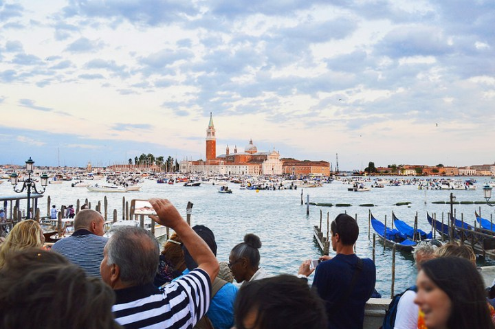 How Venice is trying to stop tourists from ruining the city.
