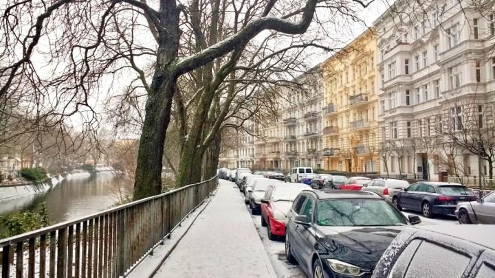 Kreuzkölln in Winter