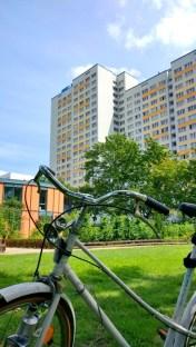 Bike ride in Lichtenberg