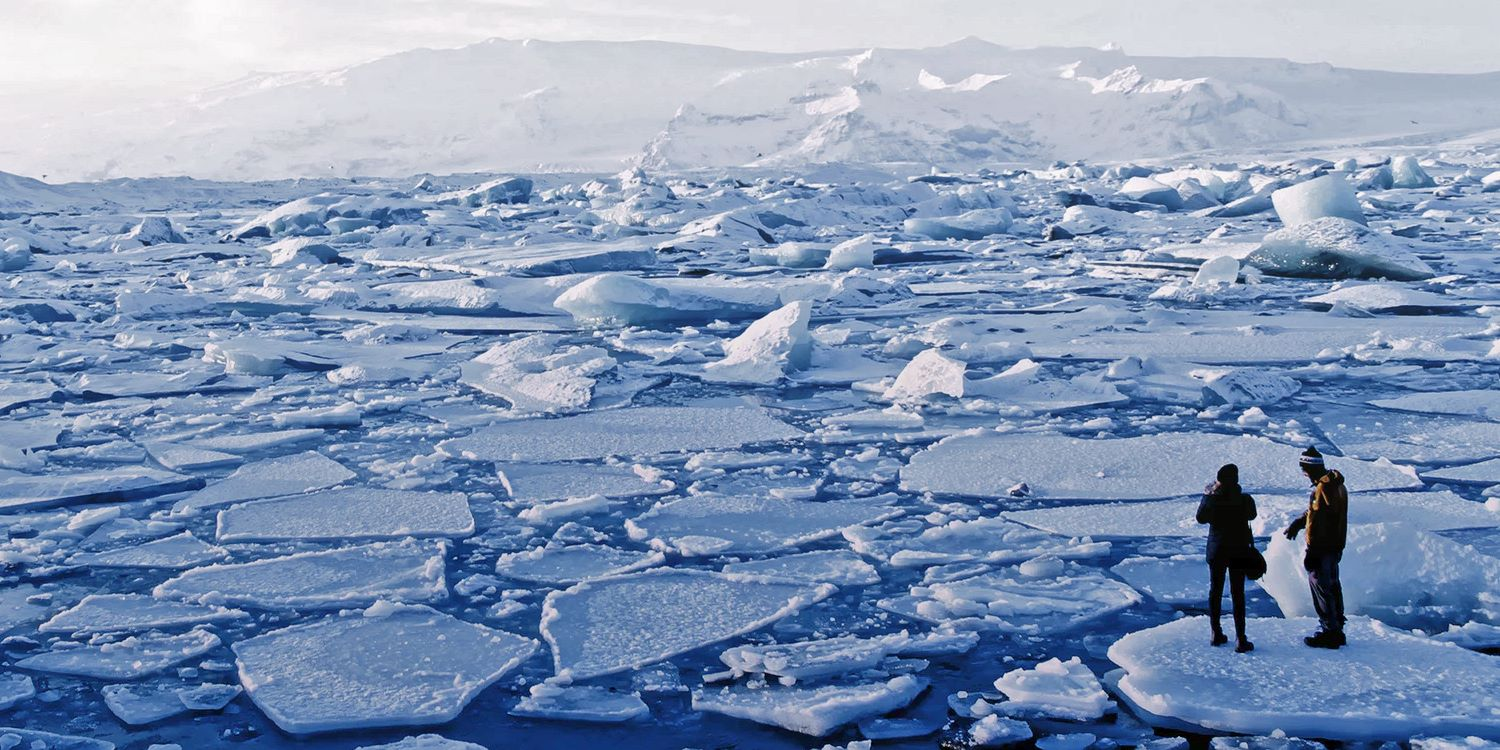 5 Fascinating Facts about Polar Deserts: Ancient Fossils and Life Underneath the Ice