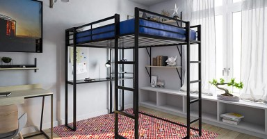 Best Bunk Beds for Adults with Desk Reviews in 2021 ...