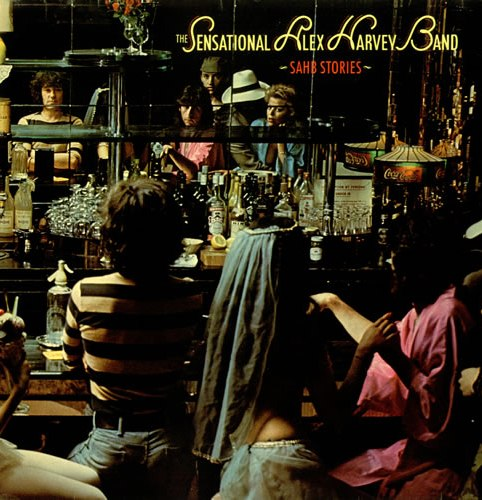 The Sensational Alex Harvey Band – Sahb Stories 1976