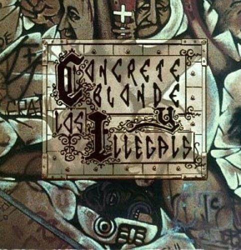 Concrete Blonde y Los Illegals 1997