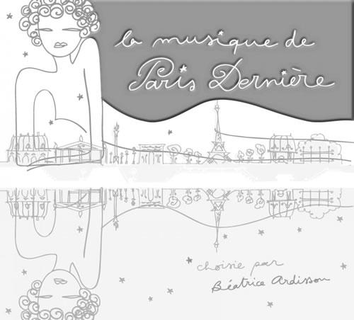 La musique de Paris Dernière Rock