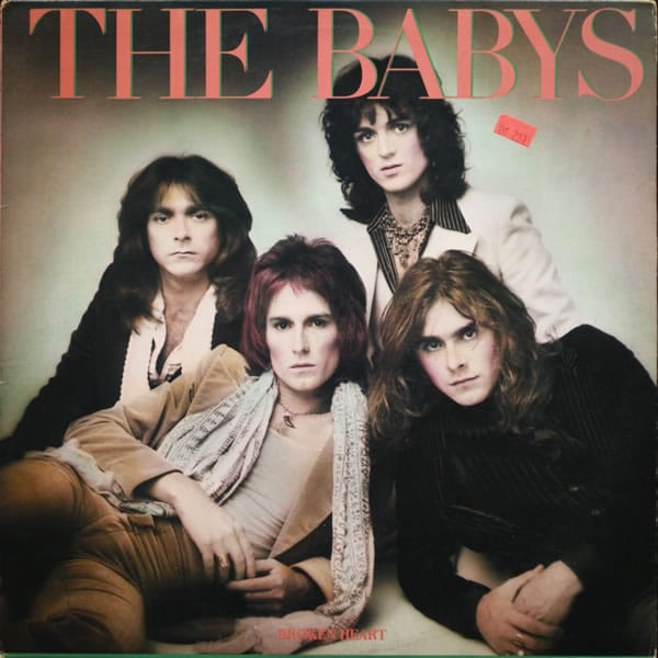 The Babys, Broken Heart recto