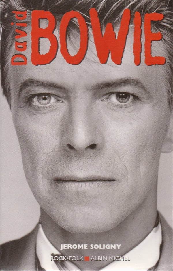 David Bowie par Jerome Soligny
