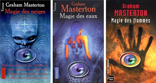 Graham Masterton Magie.