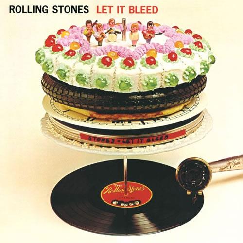Rolling Stones Let It Bleed
