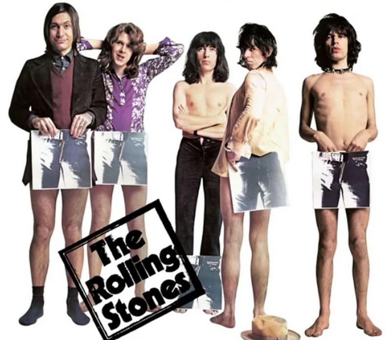 Pub Rolling Stones