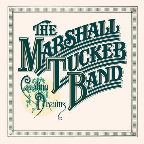 Mrshall Tucker Band - Pochette recto