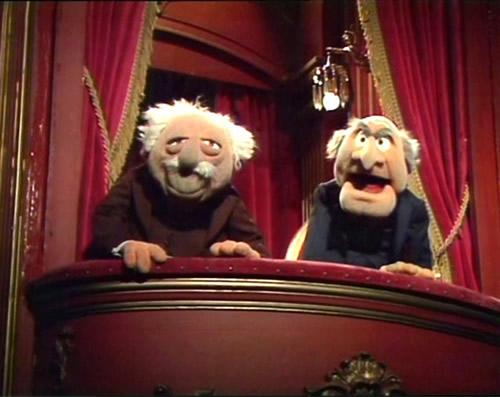 Les papys du Muppet Show