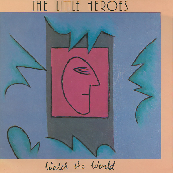 Little Heroes - Watch the World pochette recto