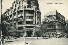 Le Berlitz à Paris 1950
