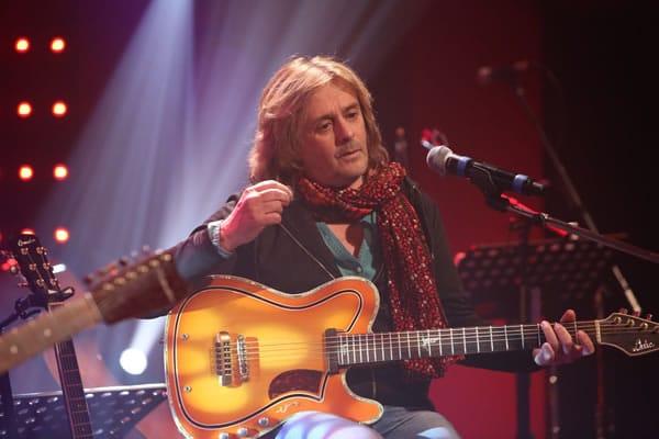 Nilda Fernandez et sa guitare