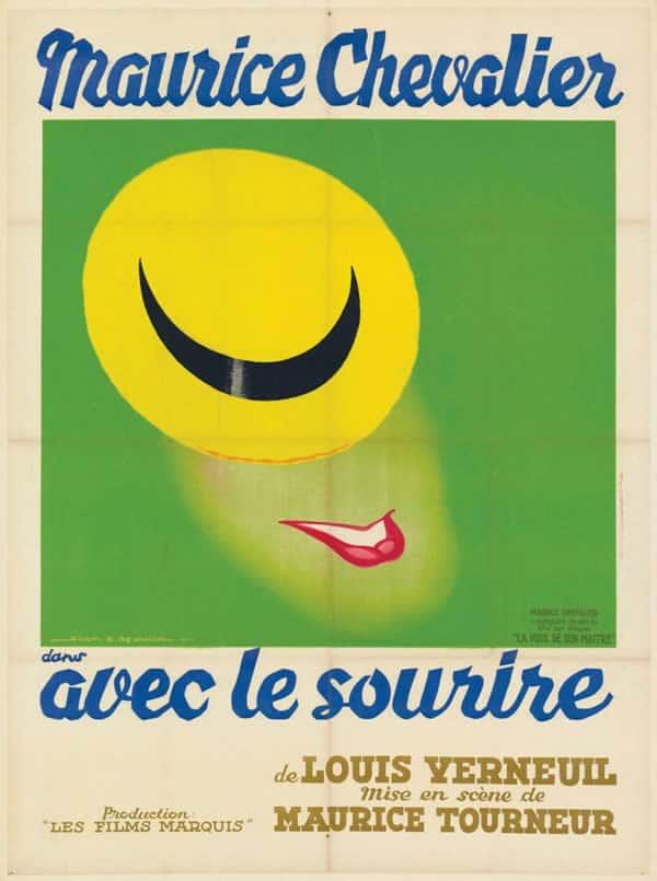 Cinéma français, Maurice Chevalier