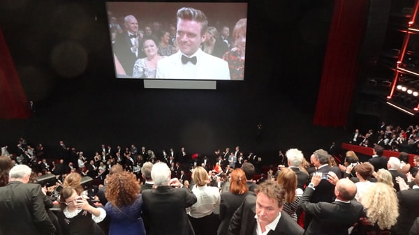 Taron Egerton sur grand écran