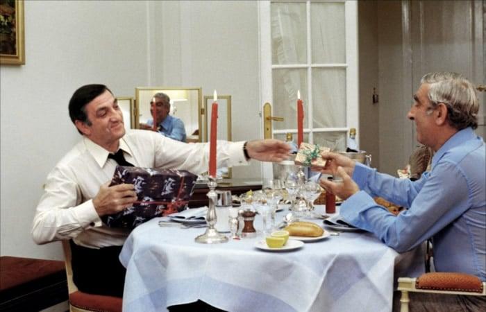 Charles Gérard avec Lino Ventura