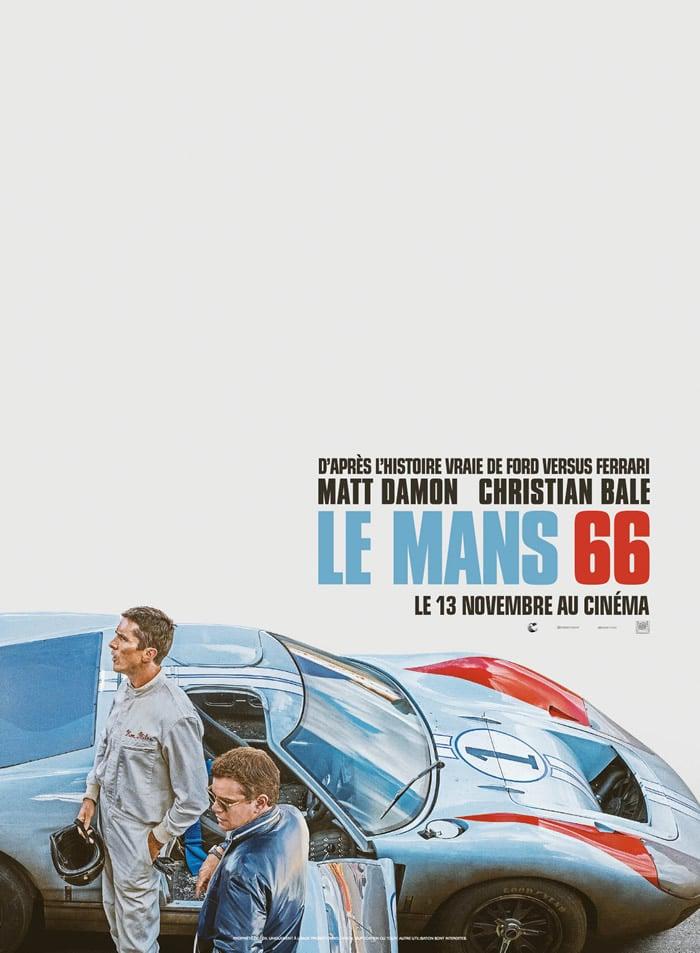 Le Mans 66 affiche