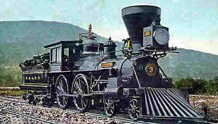 Bruce Springsteen Railways