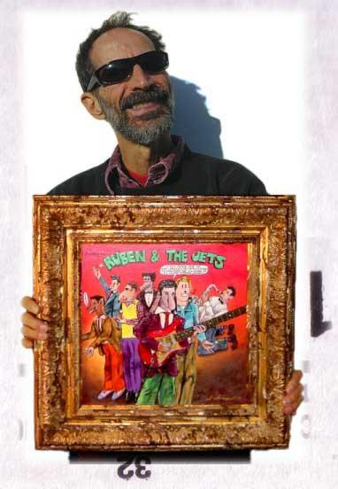 Cal Schenkel et Ruben & The Jets de Frank Zappa