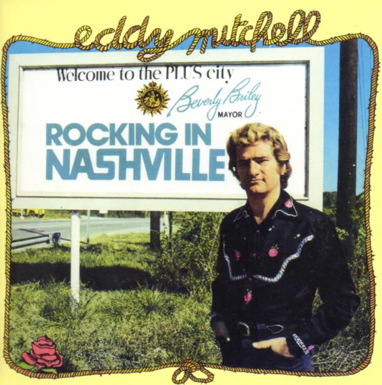 Eddy Mitchell pochette recto