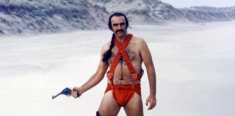 """Sean """"Zardoz"""" Connery"""