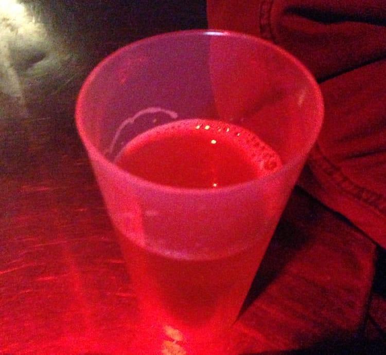 Pause bière à Blues Pills