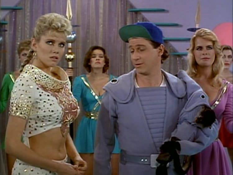 Lana et Joey Travolta