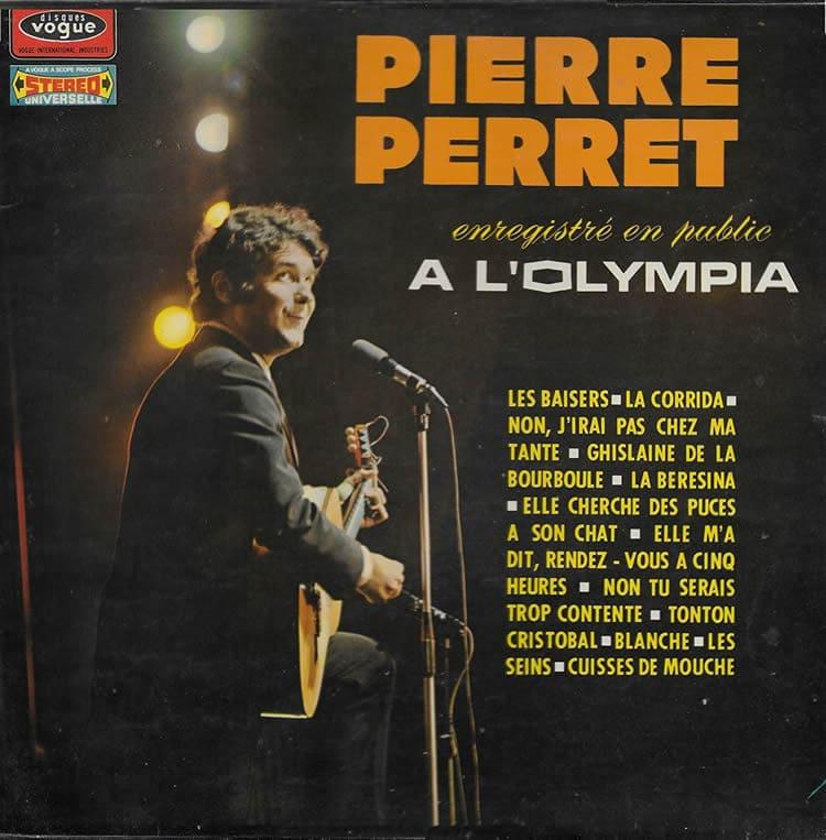 Pierre Perret à l'Olympia