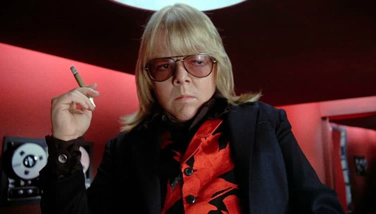 Paul Williams as Swan