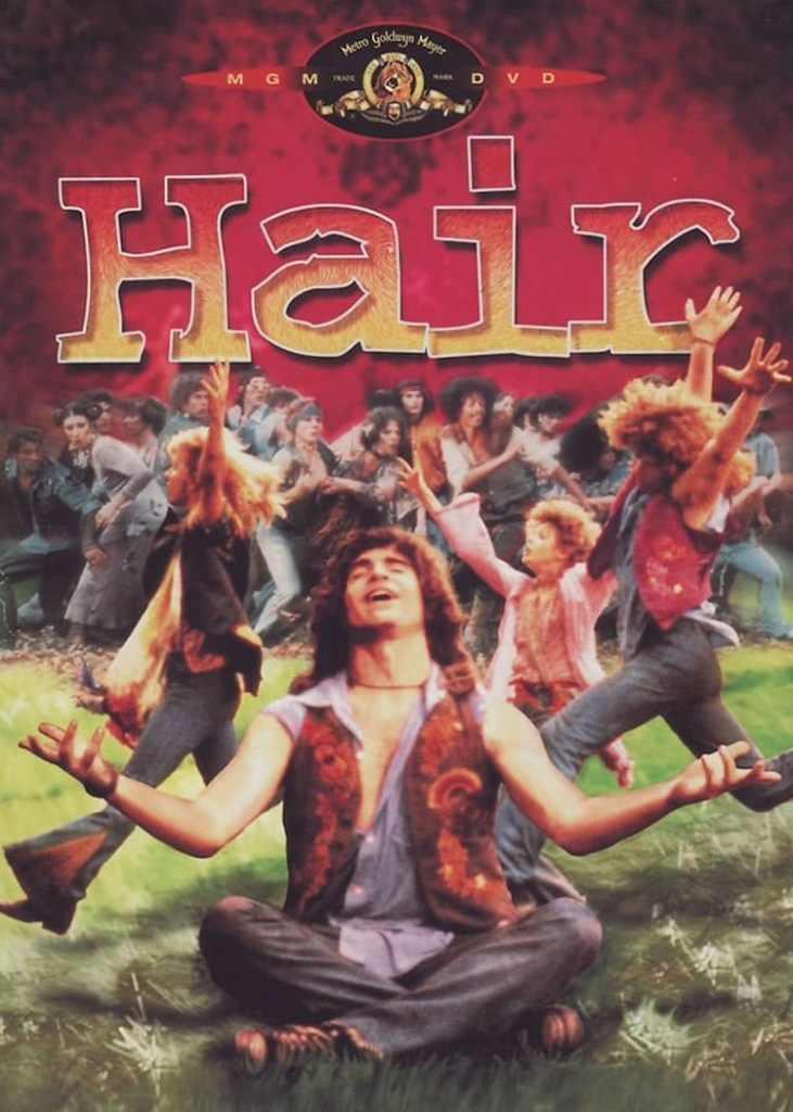 Hair de Milos Forman 1979