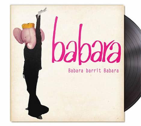 Barbara est dans la Discongraphie