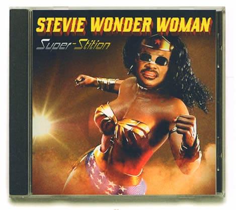 Stevie Wonder dans la Discongraphie