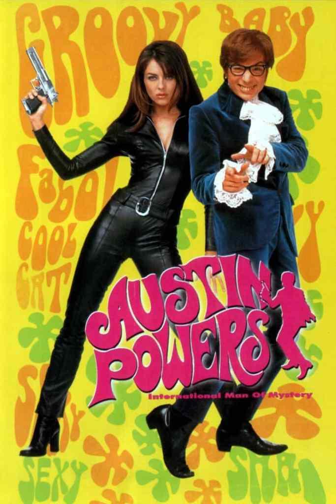 Austin Powers affiche
