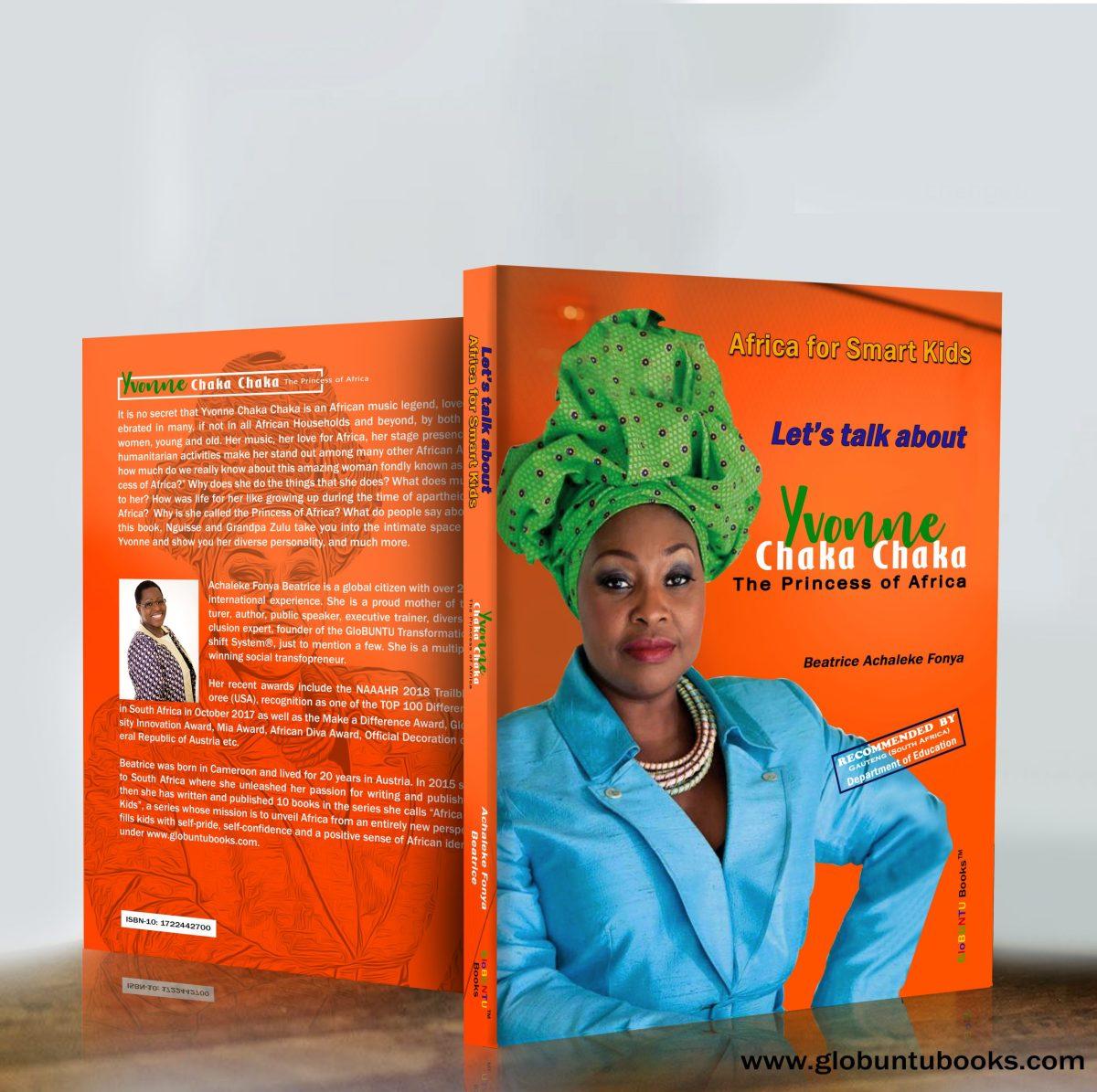 Let's talk about Yvonne Chaka Chaka, Princess of Africa