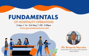 Fundamentals of Hospitality Operations