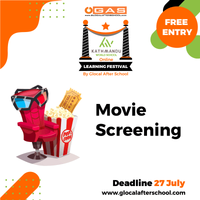 Movie-screening_online-learning-festival