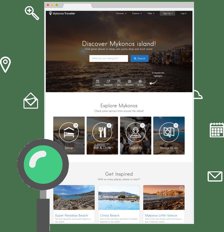 Glocal: Digital Marketing Services Agency | Athens, Mykonos, Nicosia