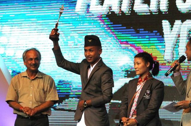 Pulsar Sports Award 3