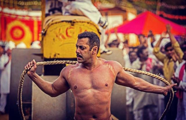 Salman Khan's superstardom is at work in Sultan.