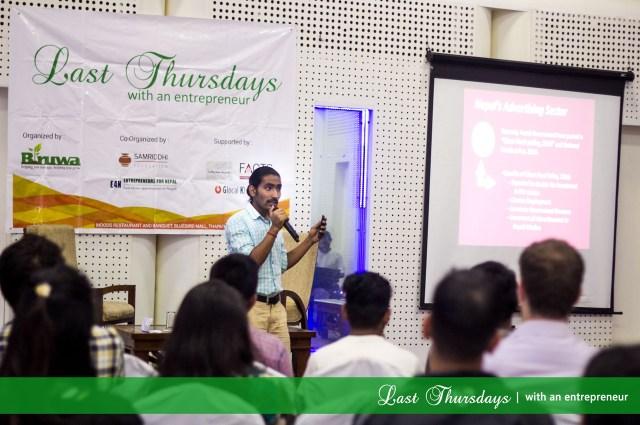 Last Thursdays with Entrepreneurs